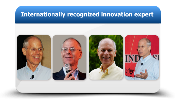 For over 25 years, William C. Miller has been an internationally-recognized expert on values centered corporate innovation.