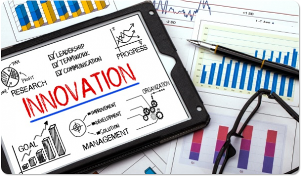 Innovation Process powered by BeThinkAct™